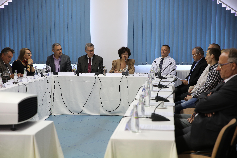 Centru Dedicat Pacienților cu Boli Inflamatorii Intestinale din România, inaugurat la Cluj-Napoca