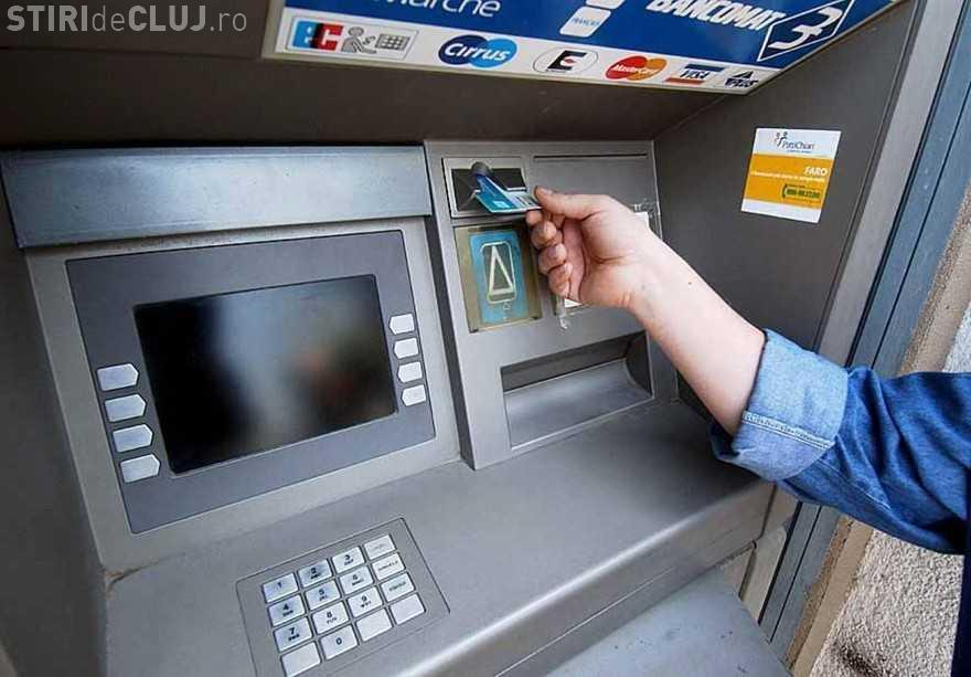 Procurorii DIICOT Cluj au reținut 3 borfași care au găsit metoda de a fura dintr-o bancă