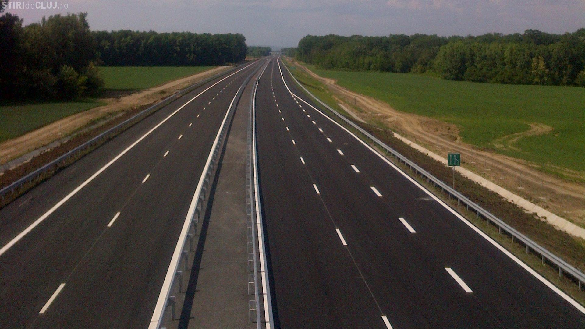 """Câţi km de autostradă vor fi inaugurați în 2018: """"Se lucrează intens"""""""