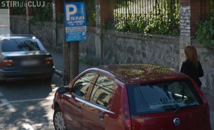 Primăria Cluj-Napoca s-a prins că unii șoferi parcau mai ieftin pe străzi din centru și a luat măsuri