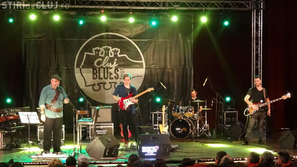 VIDEO cu PRIMA seară CLUJ BLUES FEST! Marcian Petrescu a fost magistral, iar AG Weinberger sublim - VIDEO