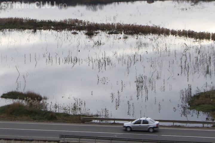 Lac de levigat la Pata Rât: Garda de Mediu a amendat Consiliul Județean Cluj cu încă 60.000 de lei