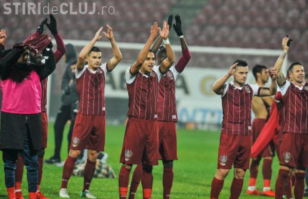 """Meciul CFR Cluj – Sepsi OSK, arbitrat de bucureșteni: """"Arbitrii din Cluj sunt mai proşti?"""""""