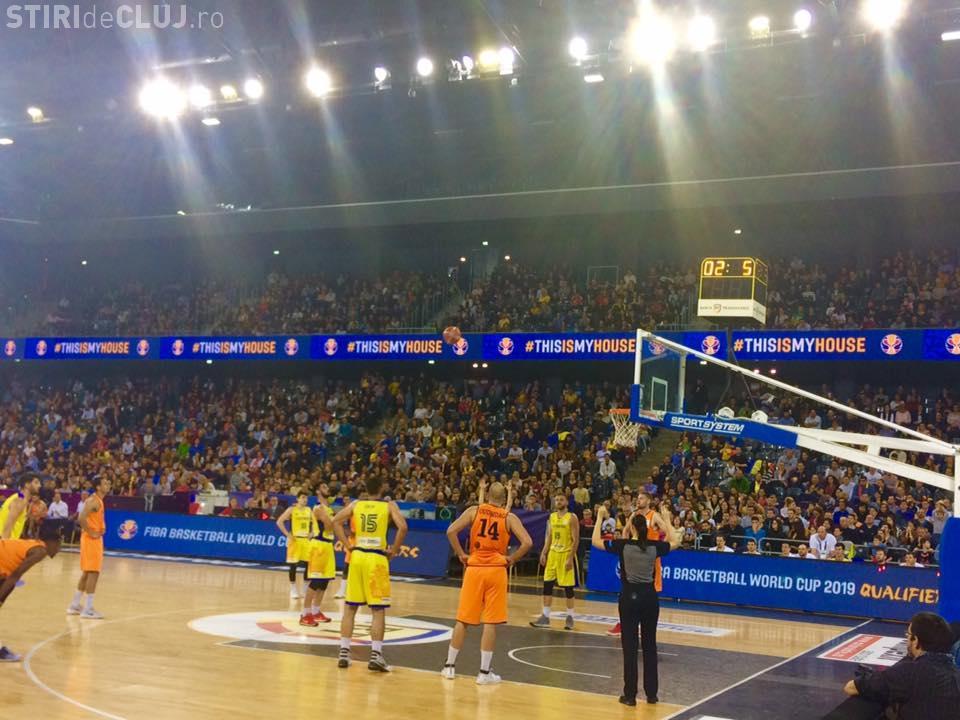 România a învins Olanda la Cluj, în preliminariile CM de baschet masculin din 2019