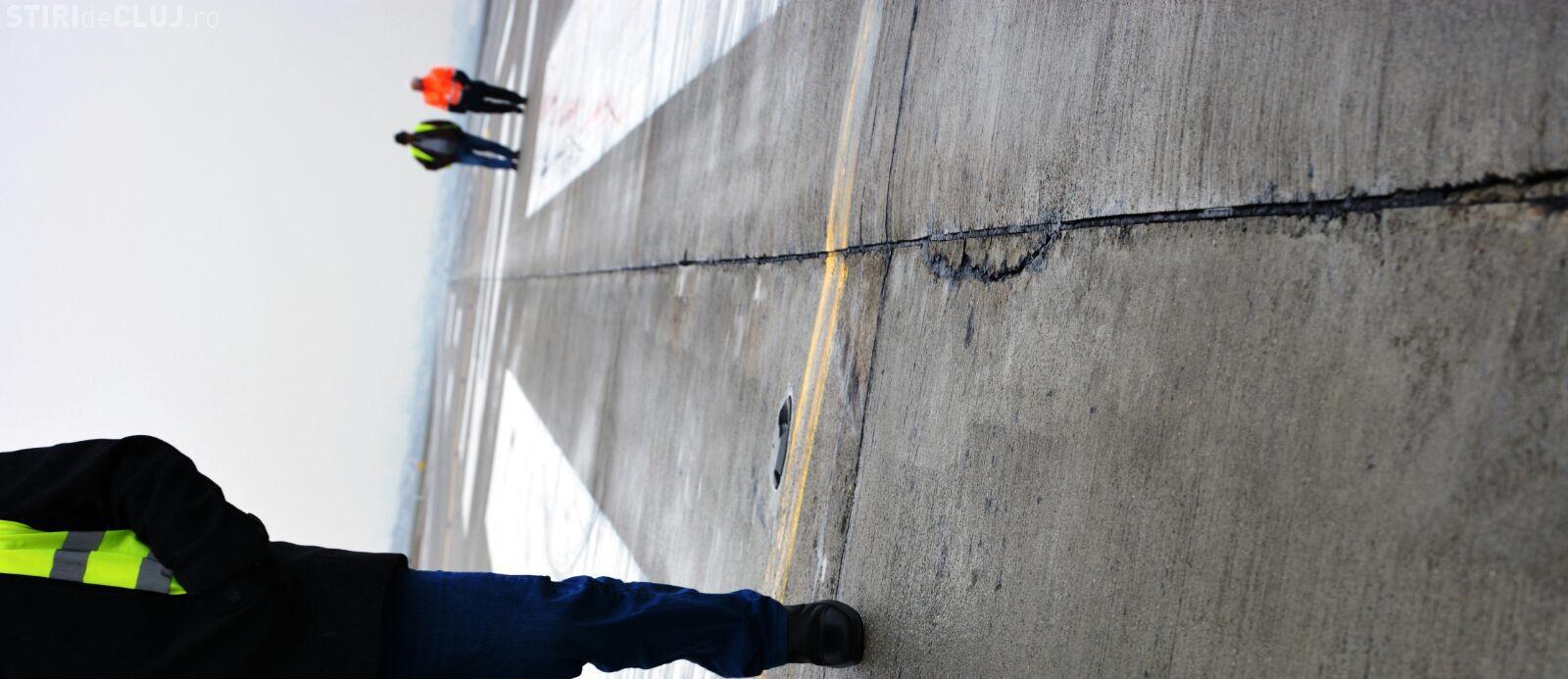 CJ Cluj susține că pista de la Aeroport are probleme. SC Napoca se apăra: totul e la standard