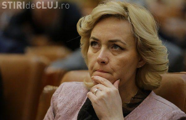Ministrul de Interne, Carmen Dan, a reclamat greșit folosirea abuzivă a funcţiei în scopuri sexuale