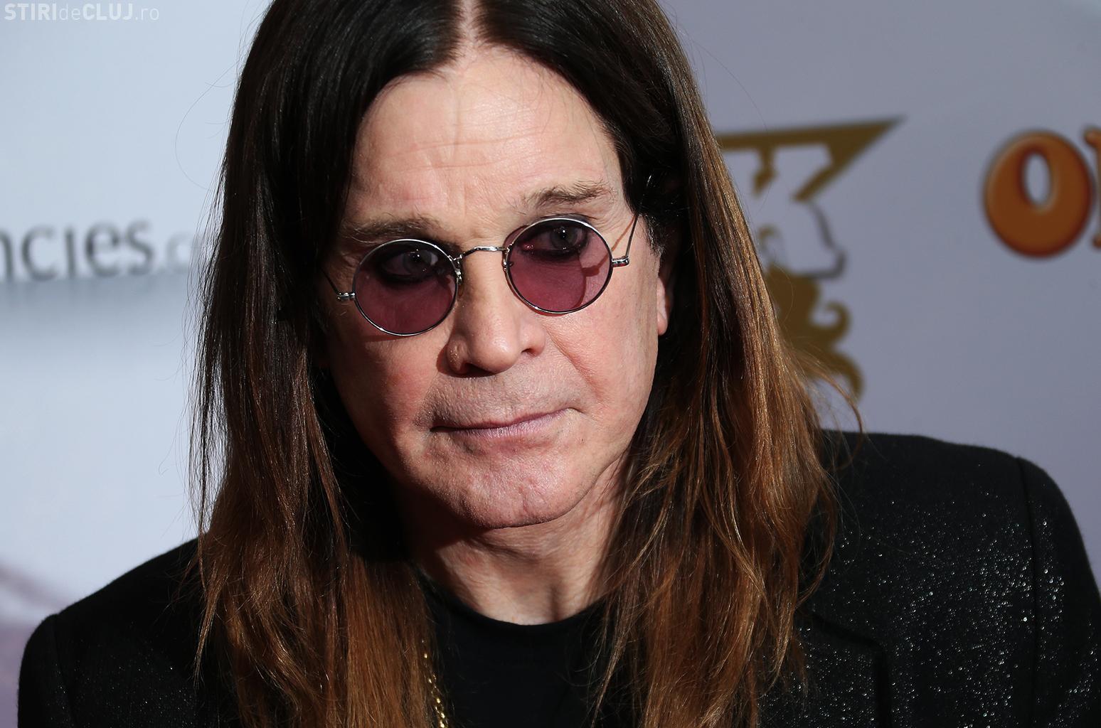 Legendarul rocker Ozzy Osbourne se retrage de pe scenă