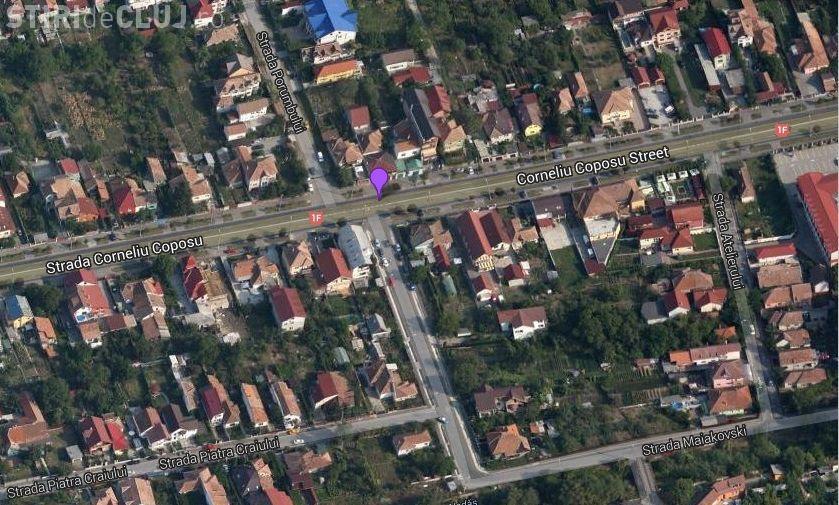 Noi reglementări de circulație în Baciu
