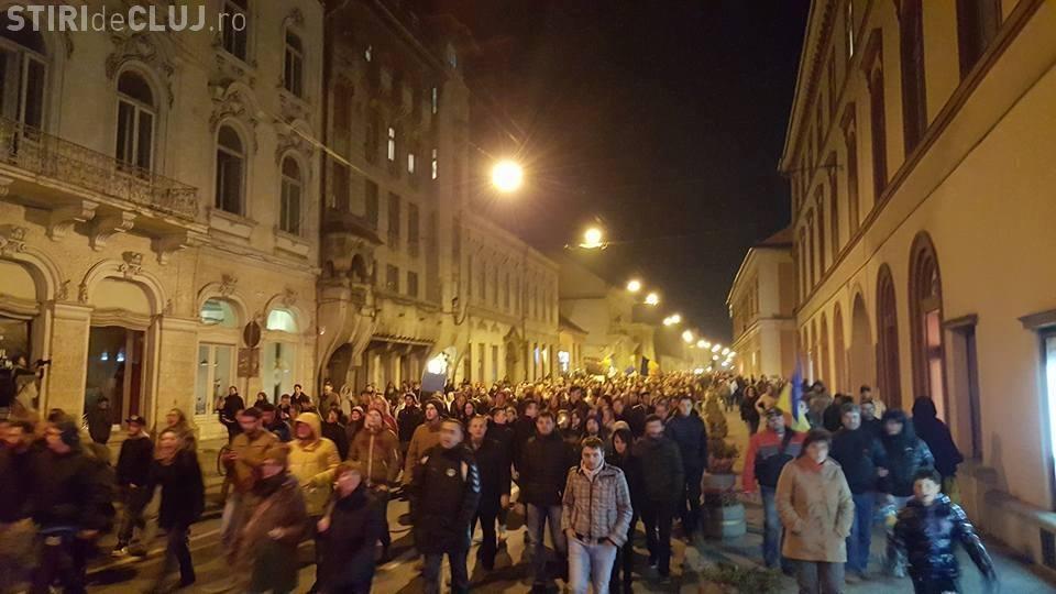 """Protest la Cluj, în 5 noiembrie: Marș pentru Justiție: """"Nu vrem sa fim o natie de hoți!"""""""