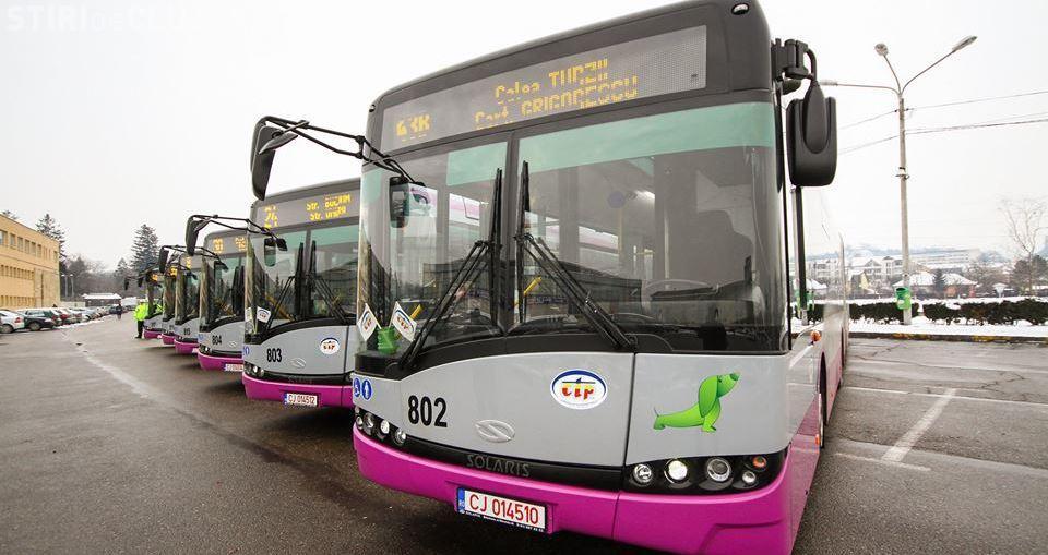 CTP Cluj suplimentează cursele spre FELEACU