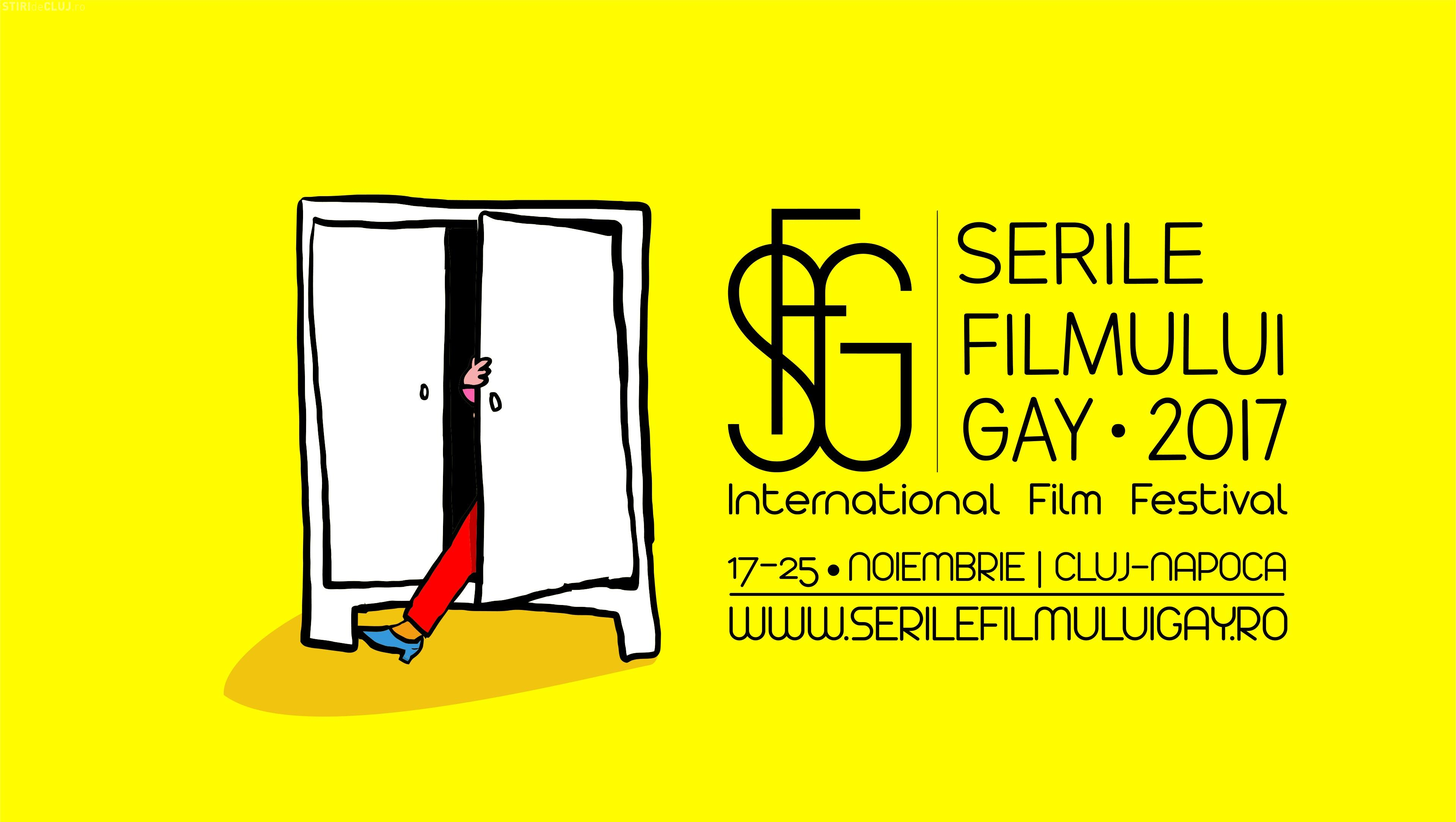 La Cluj are loc Festivalul Internațional de Film Serile Filmului Gay