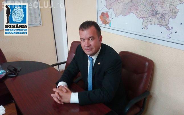 """Ce """"spate"""" au candidații la funcția de șel al Poliției Cluj"""