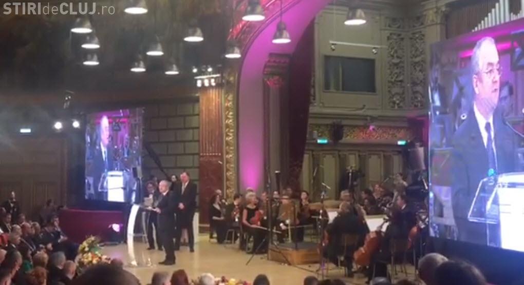 Clujul premiat pentru DIGITALIZARE. Primăria a primit premiul - VIDEO
