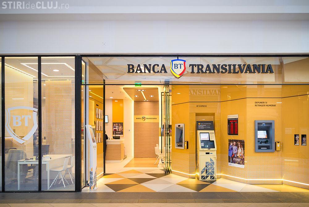 Banca Transilvania, rezultate financiare pe primele 9 luni ale anului. BT susține economia