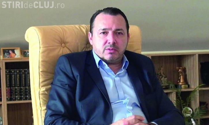 """Deputatul """"mitralieră"""", Cătălin Rădulescu, susține că i-au furat mașina de 150.000 euro de lângă sediul SRI"""