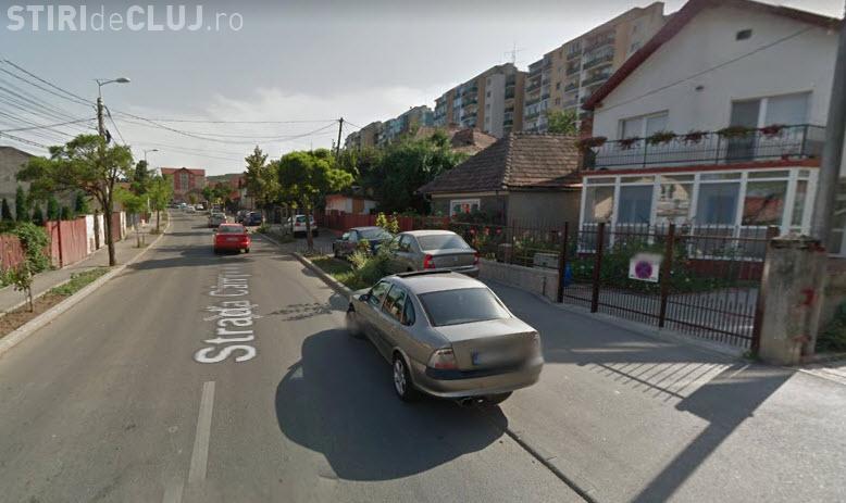 Pe strada Câmpului a rămas tot un HAOS. Clujean: Primaria dorește sufocarea străzii Câmpului