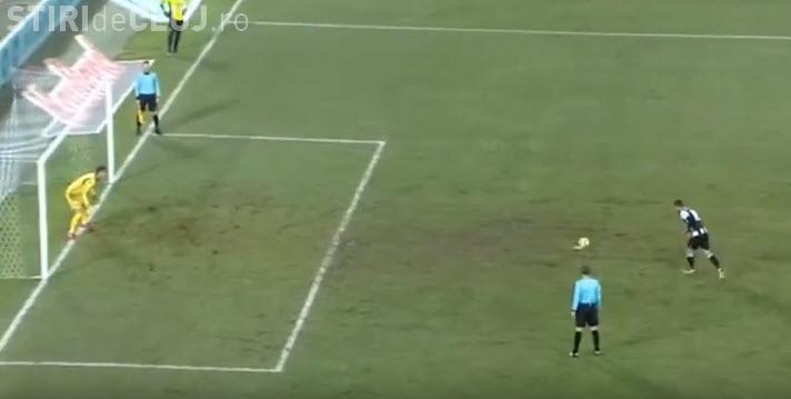 U Cluj - Dinamo - 2-4. S-au trădat singuri! - REZUMAT VIDEO