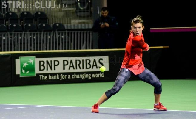 Simona Halep vine la Cluj. Va juca în România - Canada