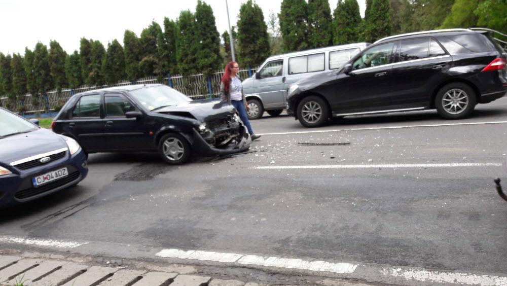 Clujean accidentat în Florești, acuză Asirom că nu a fost despăgubit CORECT - FOTO