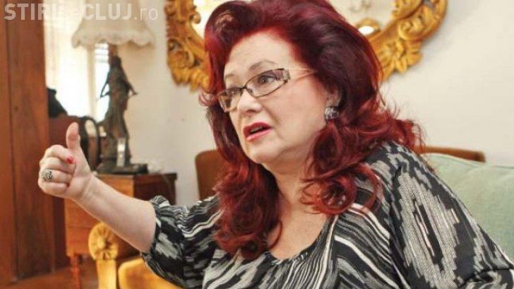 """Monologul IMPRESIONANT al Stelei Popescu în """"Las Fierbinți"""""""