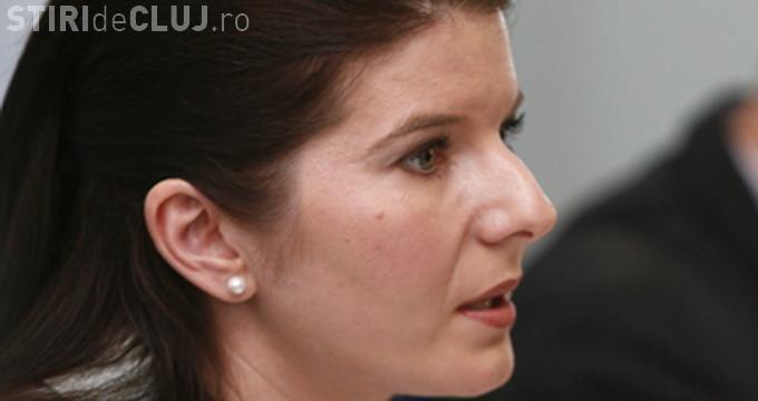 Fostul ministru PDL, Monica Iacob Ridzi, eliberat condiţionat la Cluj. Are 15 afecțiuni și a stat destul în arest