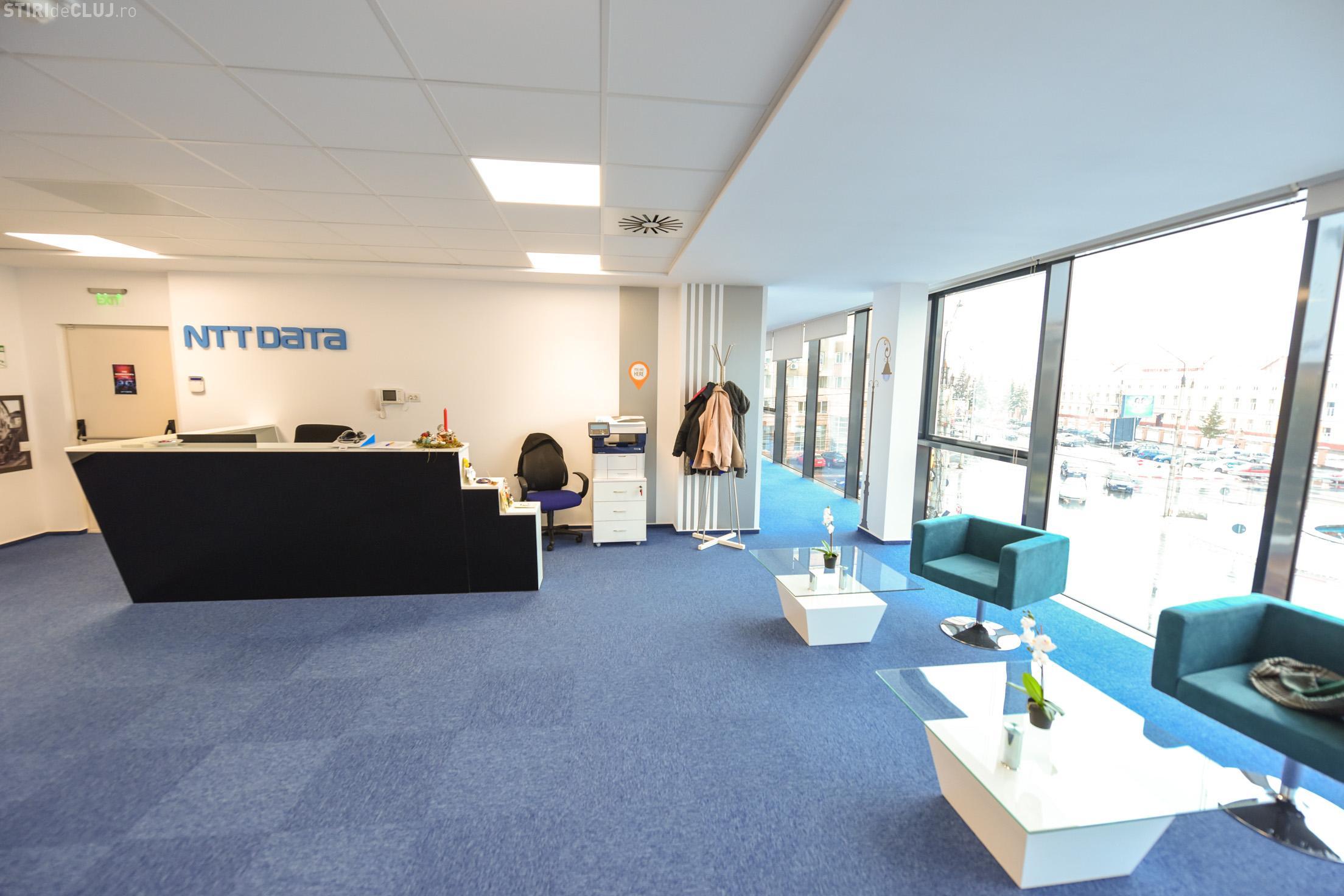 NTT DATA Romania își extinde activitatea într-un spațiu nou la Sibiu (P)