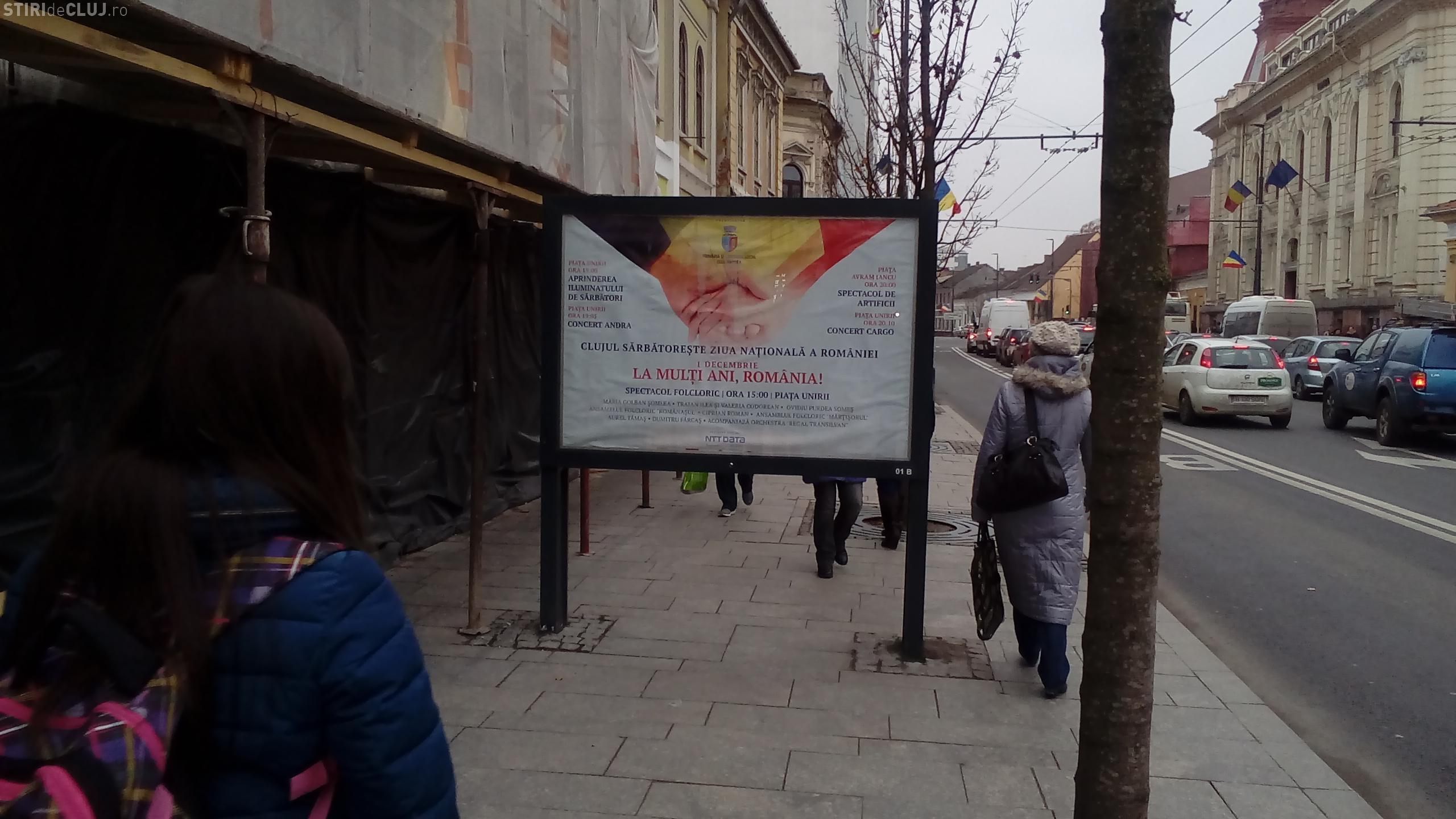 Dorel din Primăria Cluj-Napoca a lucrat din nou: Ce face aici un nevăzător? - FOTO