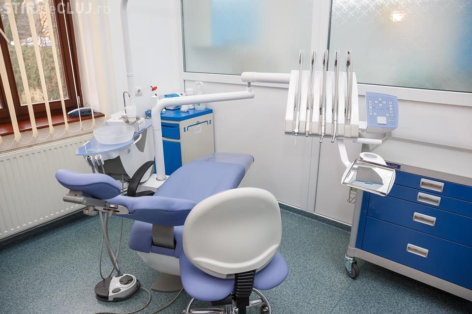 Cabinet stomatologic pentru studenții de la USAMV Cluj