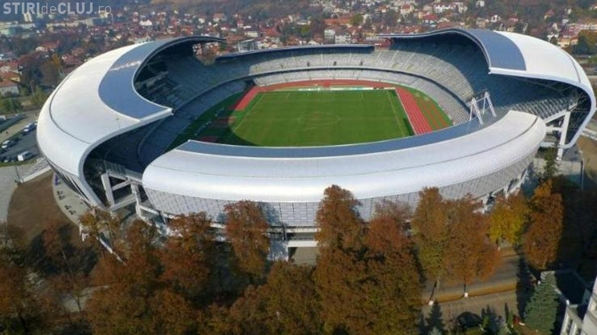 "Cluj-Napoca - candidat la titlul de ""European City of Sport 2018"""
