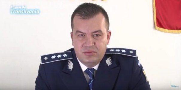 Șeful Poliției Cluj, DEMIS după ce a luat CINCI la examenul de confirmare în funcție