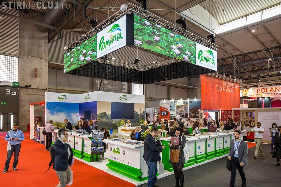 Turismul clujean va fi promovat în Spania, la IBTM World