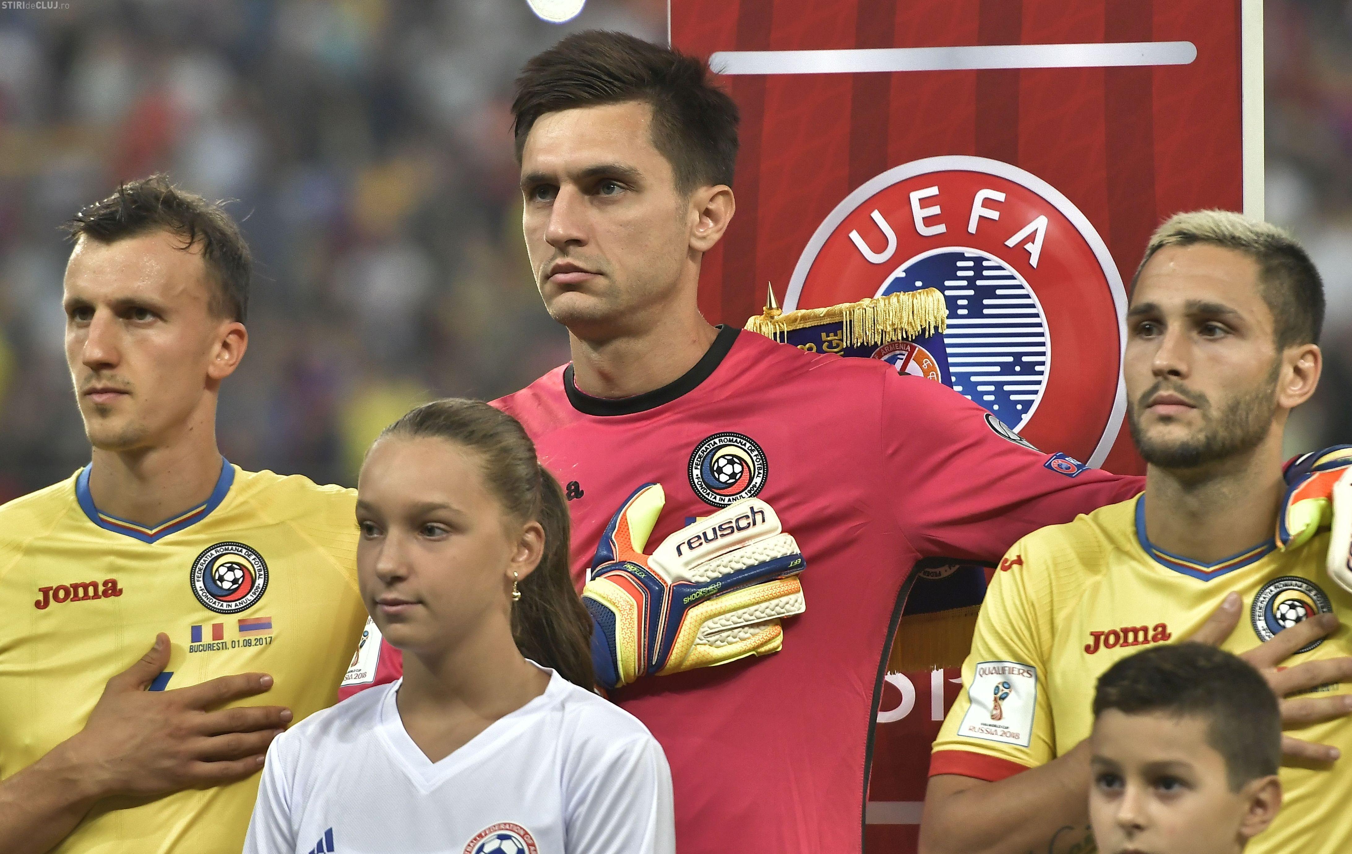 Care sunt stranierii convocați de Contra la națională pentru meciul cu Turcia, de la Cluj