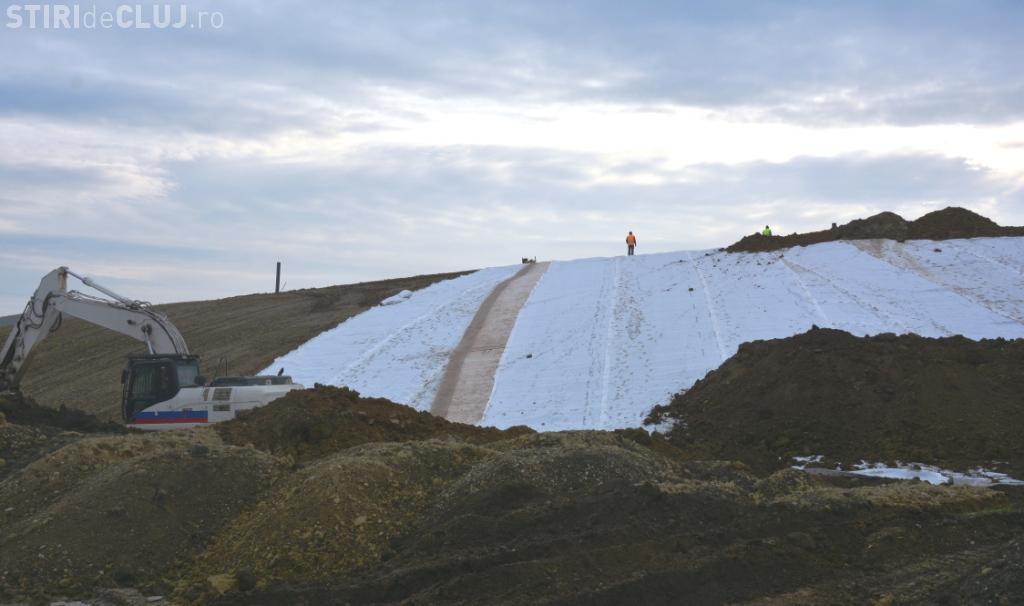 Rampele neconforme din Turda, Gherla și Huedin închise și ecologizate până în 15 decembrie