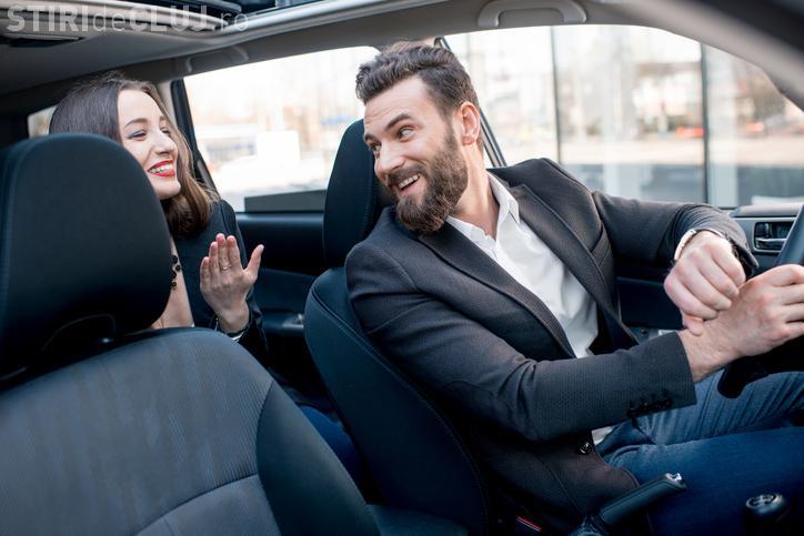 """Boc: Angajații din Cluj-Napoca folosesc """"share riding"""". O mașină scoate din trafic până la 14 autoturisme"""