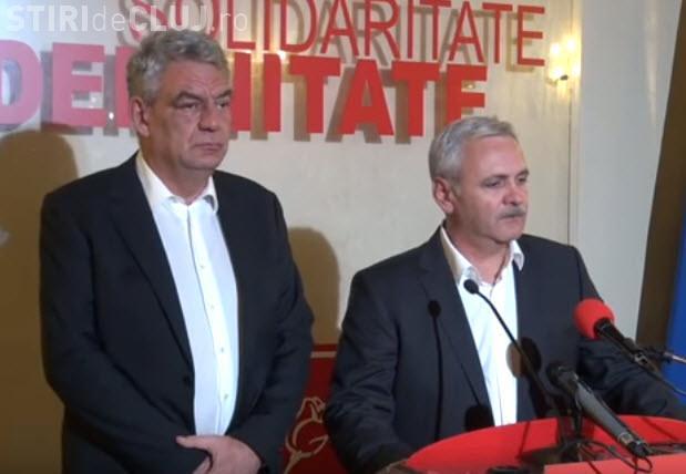 Ce a spus Liviu Dragnea despre retragerea sprijinului Guvernului: Se pare că am mână proastă