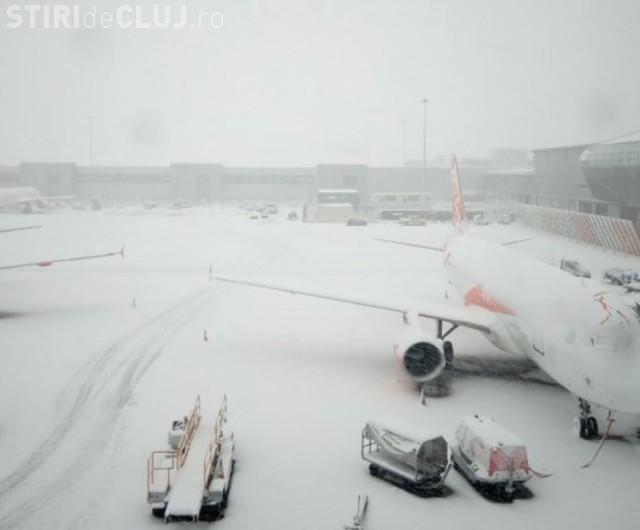 Zbor Londra - Cluj-Napoca a decolat cu o întârziere de peste 28 de ore