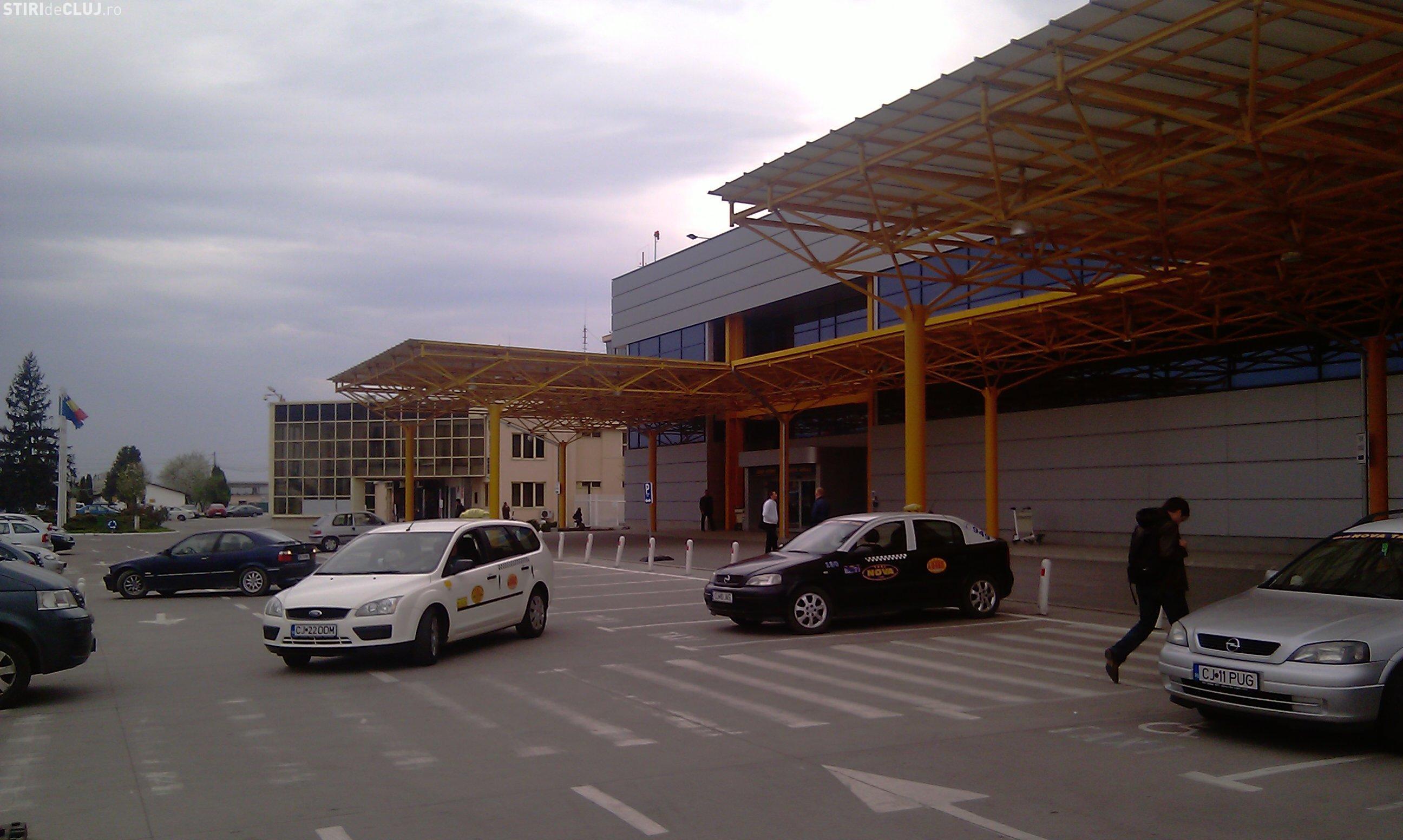 Razie la taximetriștii de la aeroporturi. Nici cei de la Cluj nu au scăpat