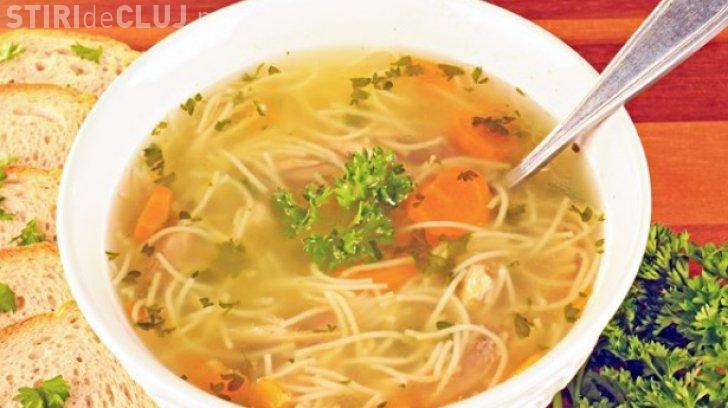 Mitul privind consumul zilnic de supă a fost demontat