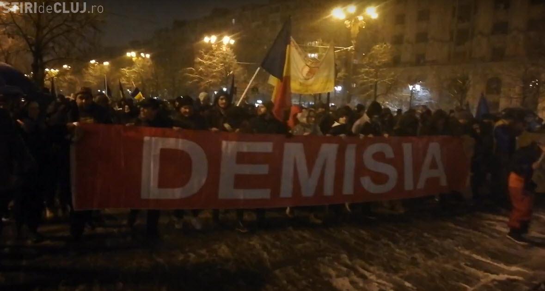 Ce scrie presa internaţională despre protestul de sâmbătă de la Bucureşti