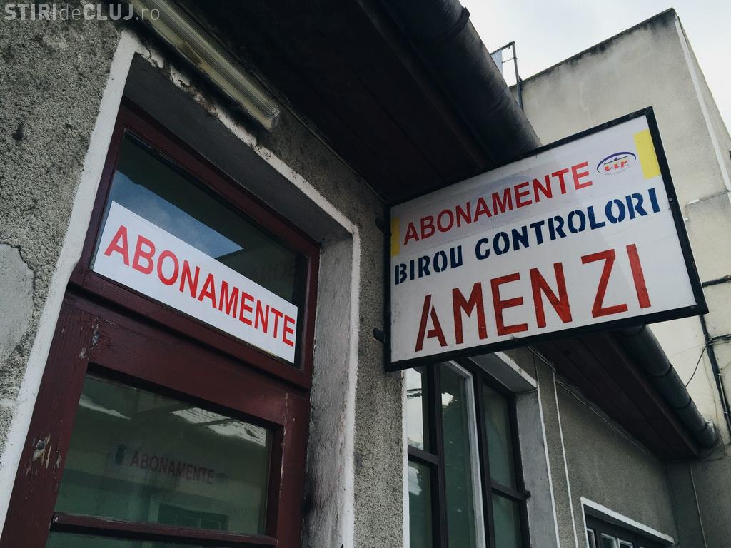 Cluj: Controlorii CTP au dat jos elevii dintr-un autobuz: La - 8 grade, au mers pe jos la școală