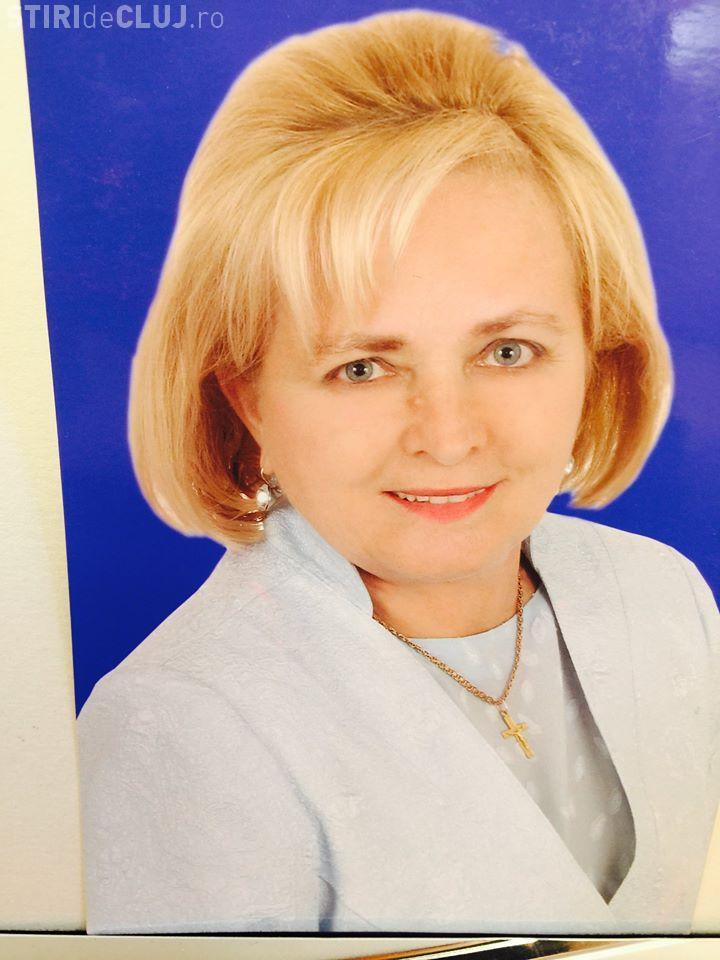 A murit Minodora Luca, primarul comunei Băișoara