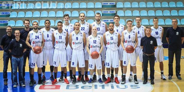 U-Banca Transilvania întâlnește marți Belfius Mons-Hainaut, în FIBA Europe Cup