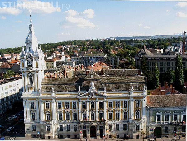 Vezi care este programul de lucru al Primăriei Cluj și cum îți mai poți plăti impozitele
