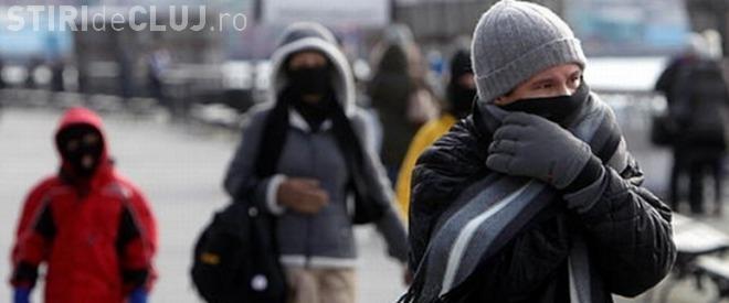 Vreme tot mai rece la Cluj! Vezi cât de frig va fi în următoarele zile