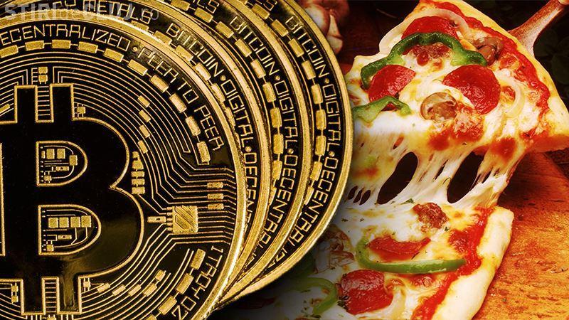 """Un clujean și-a cumpărat o pizza și a plătit cu """"Bitcoin"""""""