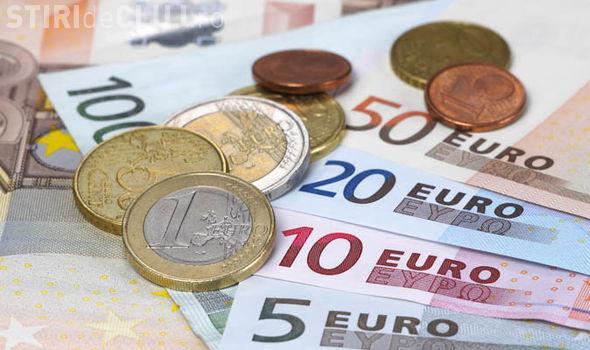 Euro e la un MAXIM istoric
