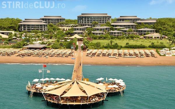 Revelionul 2017-2018 te întampină cu servicii de înaltă calitate la hotelul Calista Luxury Resort 5* din Belek (P)