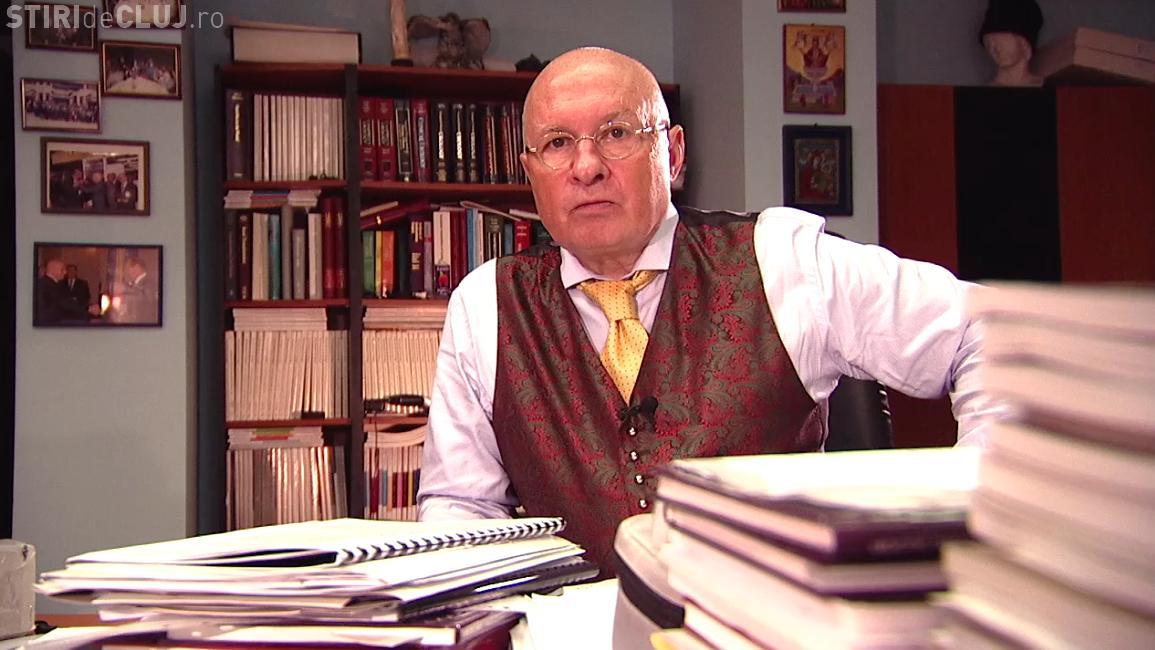 Profesorul Mihai Lucan a fost eliberat. Va fi cercetat în stare de libertate, sub control judiciar