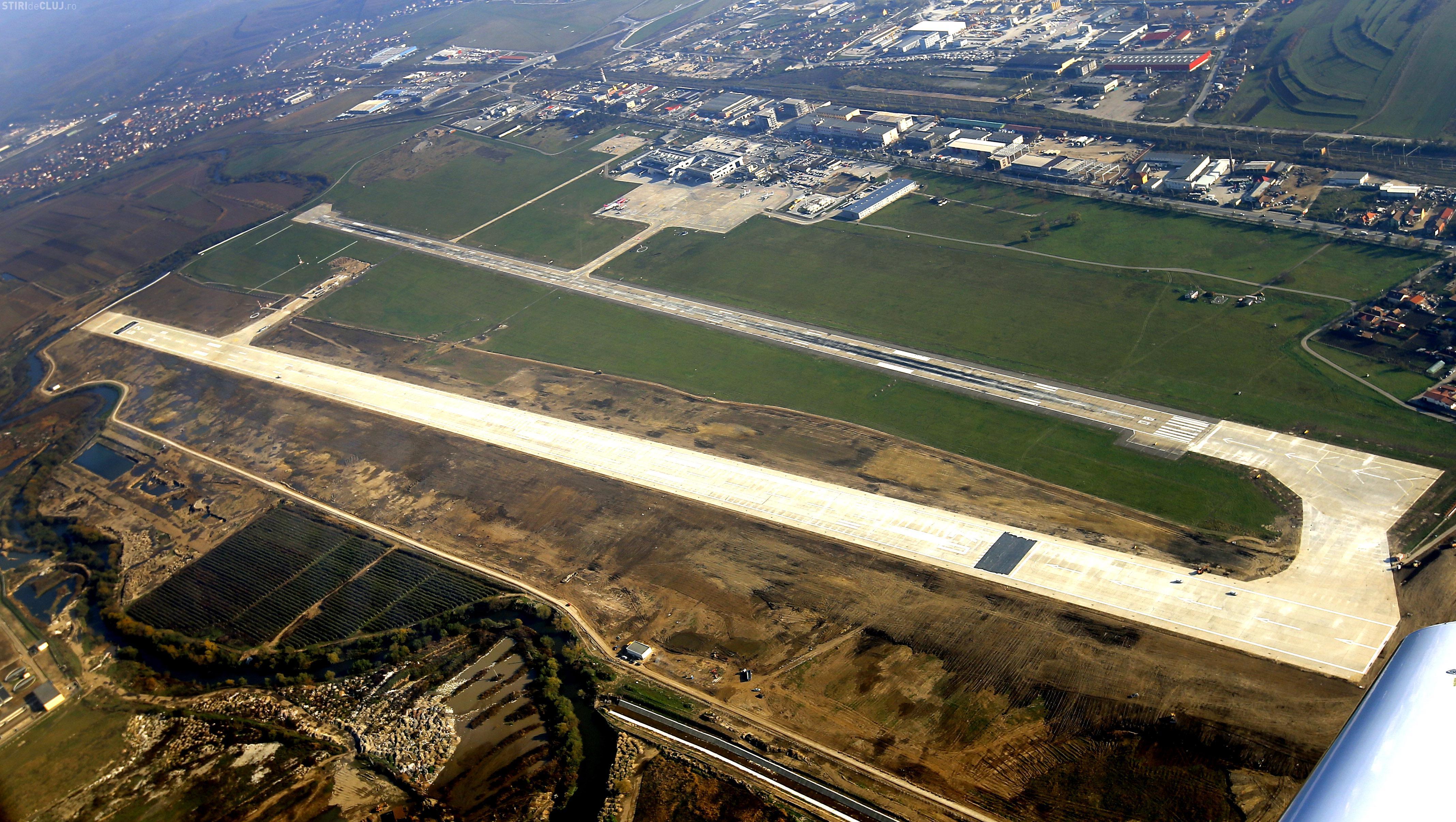 CJ Cluj acuză că Aeroportului Cluj nu a permis vizitarea pistei. Aeroportul se apără