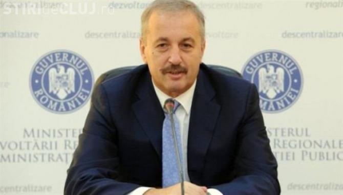 Fostul vicepremier clujean Vasile Dâncu, audiat în dosarul Belina: Am fost o dată sau de două ori la pescuit cu Liviu Dragnea